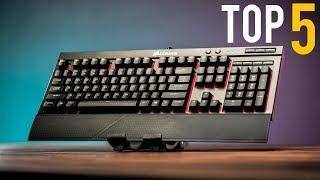 TOP 5: BEST Mechanical Gaming Keyboards Under $100! (2017)