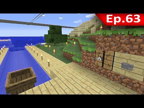 Tackle⁴⁸²⁶ Minecraft 1.7.9 #63 ท่าเรืออัตโนมัติ