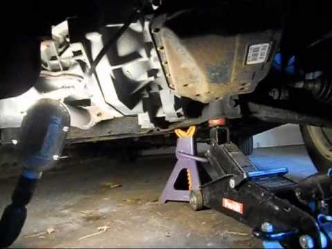 2000 Ford Focus rear motor mount Replacement 2.0 DOHC
