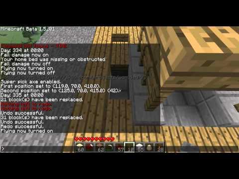 Minecraft - Les MDM : pistons 9 L'ascenseur, le mécanisme enfin dévoilé =)