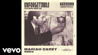download lagu French Montana - Unforgettable Mariah Carey Remix  Ft. gratis