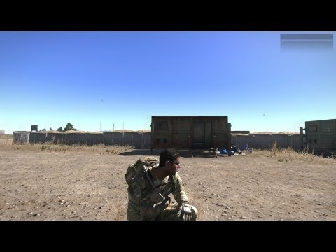 ArmA 3 Alpha Co-op Gameplay -