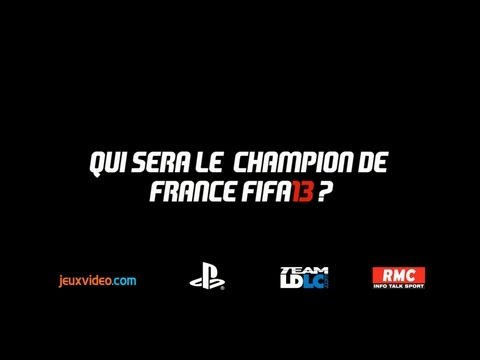 EA SPORTS FC Saison 2012/2013 - Teaser de la Finale Nationale