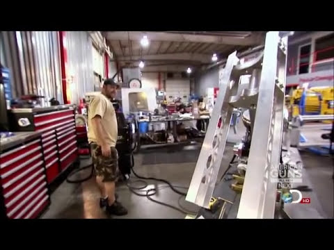 American chopper Senior vs Junior season 2 episode 17  Free Rick. part 2/3
