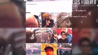 صفحة شاروخ خان على Insatgram