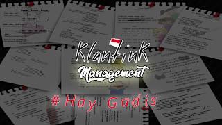KLANTINK - HAY GADIS (OFFICIAL MUSIK HD 1080)