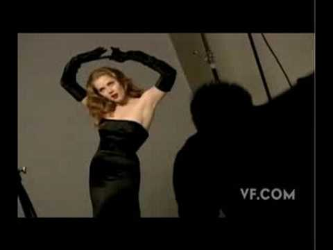 Behind the Scenes with Amy Adams (VANITY FAIR)