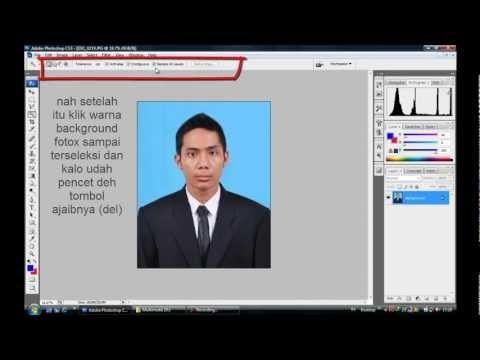 Cara Mengganti Background Latar Belakang Foto Shop | Apps Directories
