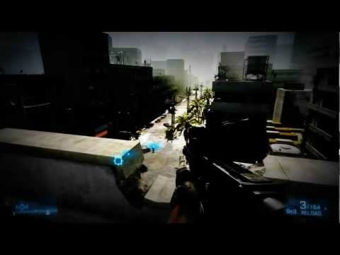 Battlefield 3 Detonado 1 e 2 misso Max Settings Br