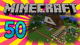 Minecraft: Lets Play: 50th Episode Special & World Download!!!