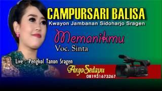 download lagu Sragenan 2017 Memanikmu Campursari Balisa Sragen Cokek Mania gratis