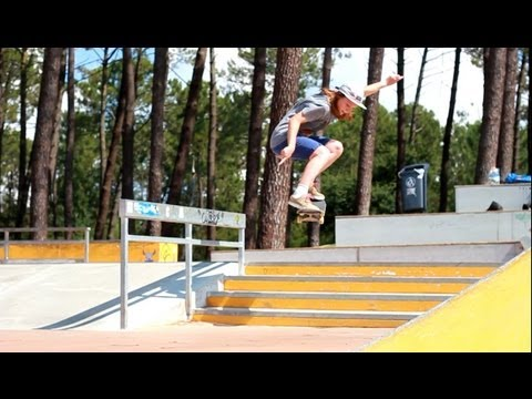 Girls Skate Camp edition 2013 (France - Pays Basque)