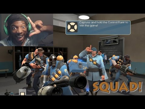 BUILDING RIVALRIES!?- Road to Team Fortress 2 #4