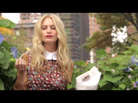 POPPY DELEVINGNE: Model Behavior