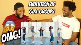 Citizen Queen Evolution Of Girl Groups Reaction
