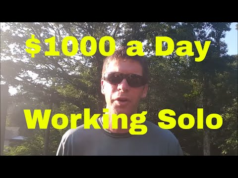 Make $1000 a day in Lawn Care - Weed Control and Fertilization