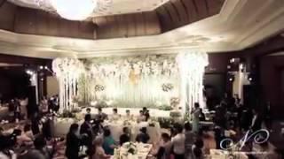งานแต่งชมพู่ อารยา น็อต วิศรุต