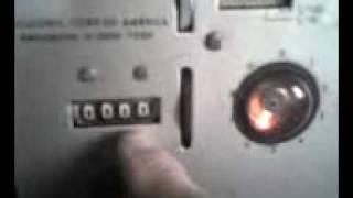 Nucleonic Corp of America Ratemeter