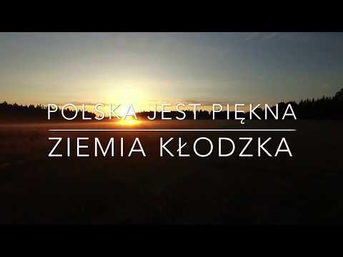 Ziemia Kłodzka Z Lotu Ptaka - Polska Jest Piękna