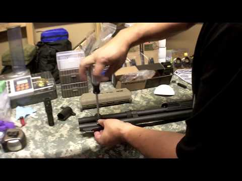 Magpul Moe Forend for Remington 870 - UNBOX and INSTALL - HOW TO: