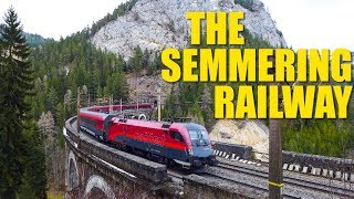 Semmeringbahn: How Austria Got Trains Over The Alps Before Cars Were Even Invented