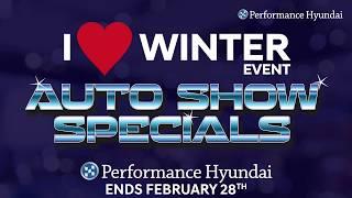 Performance Hyundai - 2019 Elantra Auto Show Special Offer
