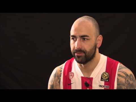 Q&A with Pero Antic, Olympiacos Piraeus