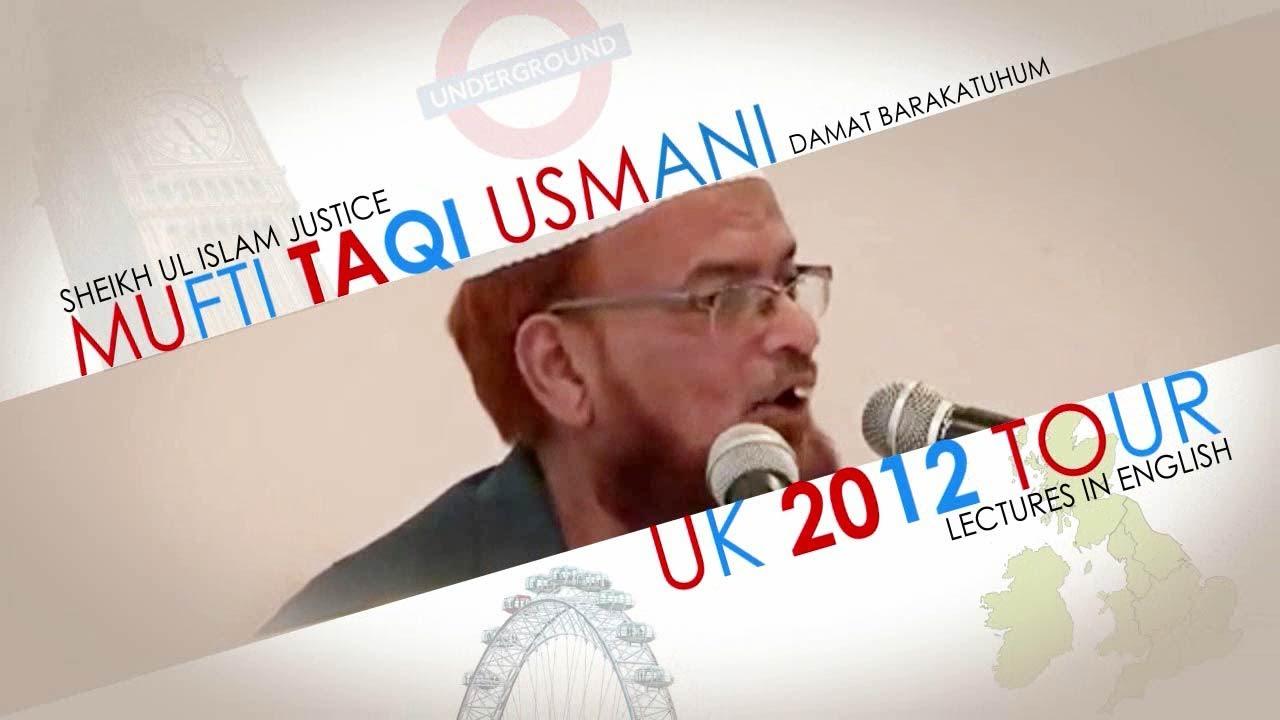 Mufti Taqi Usmani Brother Trailer || Mufti Taqi Usmani