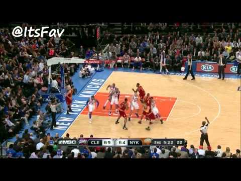 Kyrie Irving Full Highlights vs New York (2/29/12)