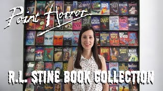 Point Horror - R.L. Stine Book Collection