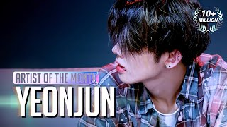 Download [Artist Of The Month] 'Watermelon Sugar' X 'BLOW' covered by TXT YEONJUN(연준) | July 2021 (4K) Mp3/Mp4