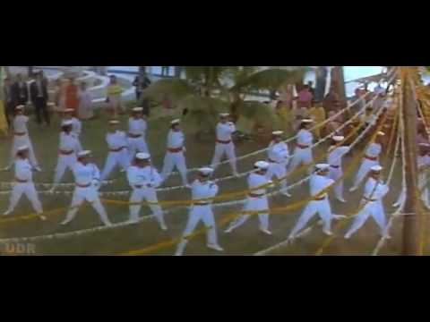 Akkha India Jaanta Hai - Jaan Tere Naam video