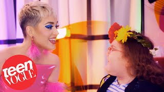 Download Lagu Katy Perry's Biggest Fan Will Melt Your Heart | Teen Vogue Gratis STAFABAND