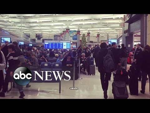 Holiday Travel Troubles During One of the Busiest Travel Times of the Year