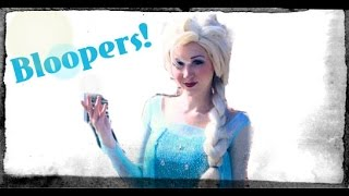 Frozen Switched (AGAIN!) Part Two: BLOOPERS