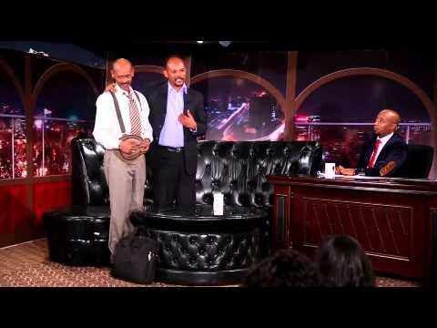 Comedian Makos And Teferi Bireke Interview @ Seifu On EBS