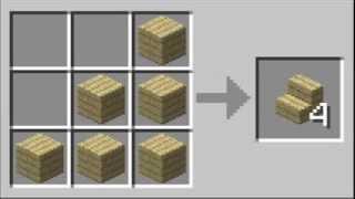Minecraft  svi krafting  recepti (2014):D :D  :D