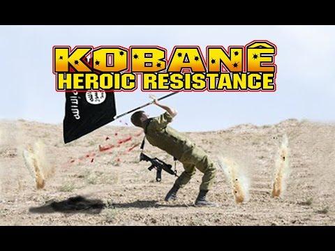KOBANE BLOODY BATTLE- ELITE SNIPERS vs. ISIS