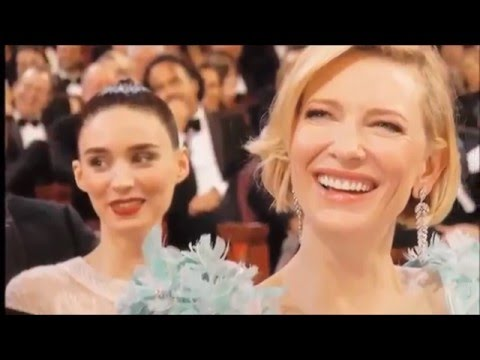 Cate Blanchett and Rooney Mara  lf l could choose 2016