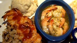 "2 Guys vs ""Endless Shrimp"" at Red Lobster"