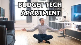Living On A Budget In The City - Tech Apartment Tour