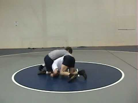 Granby School of Wrestling Technique Series #10 Image 1