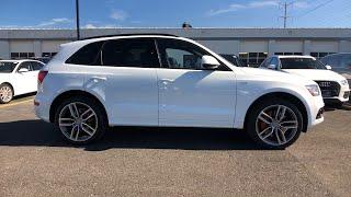 2016 Audi SQ5 Lake forest, Highland Park, Chicago, Morton Grove, Northbrook, IL AP8913