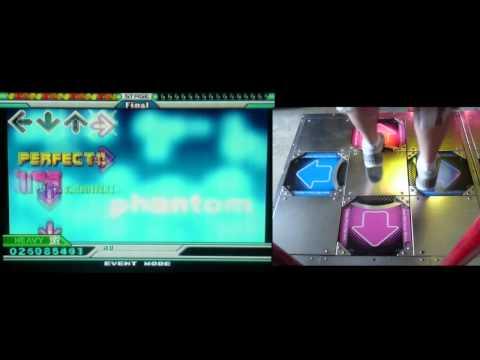 Kon - VANITY ANGEL (Heavy) AAA on DDR EXTREME (Japan)