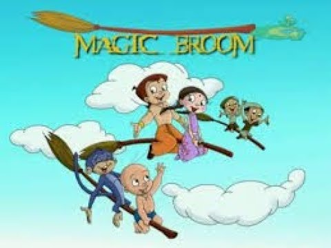 Chhota Bheem - Magic Broom video