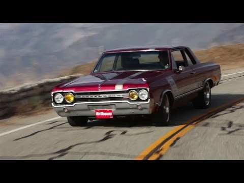 Carb'd 461 Big Block - 1965 Oldsmobile - /BIG MUSCLE