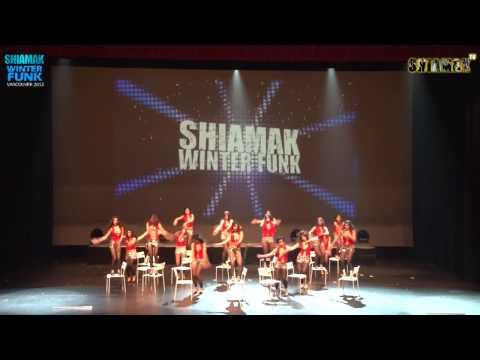 SPB - Shiamak Medley - Jane Kisne + Bebe + Shabop - Shiamak...