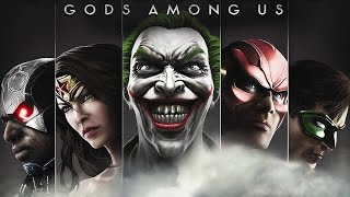 Injustice Gods Among Us Ultimate Edition [GamePlay]