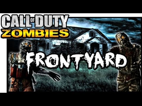 Front Yard | Call of Duty: Zombies | Part 1 of 2