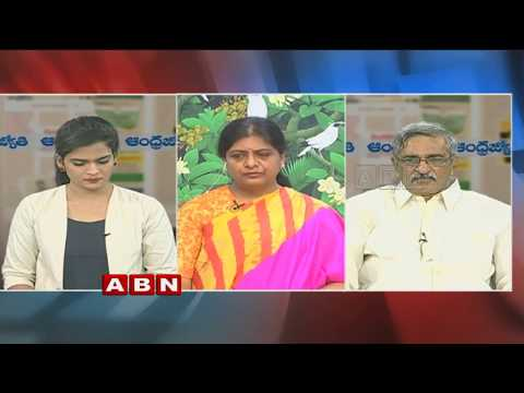 AP CM Chandrababu Naidu's Singapore Tour | Public Point | Part 1 | ABN Telugu